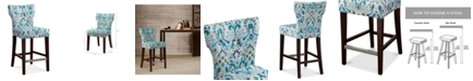 Furniture Oake Counter Stool