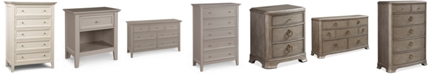 Furniture Monroe II Upholstered Bedroom Furniture Collection, Created for Macy's
