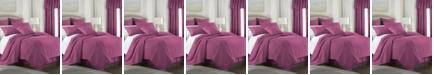 Colcha Linens Cambric Berry Duvet-King