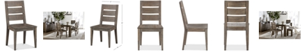 Furniture Closeout! Sava Dining Side Chair, Created for Macy's