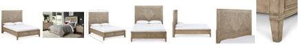 Furniture CLOSEOUT! Beckley Queen Bed, Created for Macy's