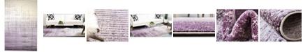 "Bridgeport Home Lyon Lyo2 Purple 10' 6"" x 16' 5"" Area Rug"