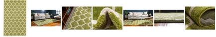 """Bridgeport Home Arbor Arb1 Light Green 3' 3"""" x 5' 3"""" Area Rug"""