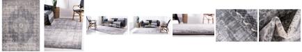 Bridgeport Home Anika Ani1 Gray 8' x 11' Area Rug