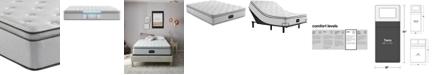 """Beautyrest BR800 13.5"""" Plush Pillow Top Mattress- Twin"""