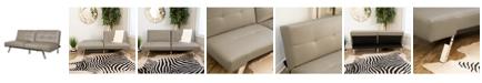 "Furniture Nina 70"" Convertible Sofa"