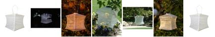 Allsop Home & Garden Silk Effects Square Solar Lantern