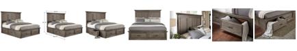 Furniture Chatham Park Queen Storage Bed