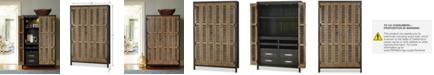 Furniture Veronica Home Bar Cabinet