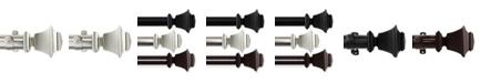 """Rod Desyne Bach 1.5"""" Custom Cut Length Drapery Rod"""