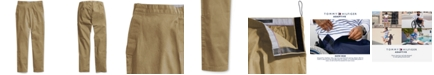 Tommy Hilfiger Men's Seated Fit Chino Pants with Velcro® Closure