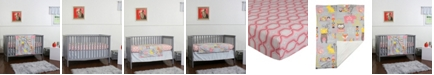 3 Stories Trading Lolli Enchanted 3 Piece Nursery Bedding Set