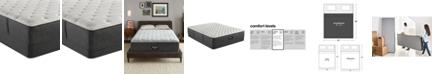 """Beautyrest BRS900-C-TSS 14.5"""" Medium Firm Mattress Set - King, Created for Macy's"""