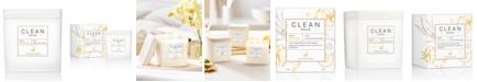 CLEAN Fragrance Fresh Linens Candle, 8-oz.