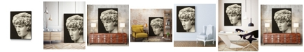 "Giant Art 20"" x 16"" Roman Relic I Art Block Framed Canvas"