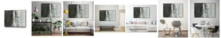 "Giant Art 36"" x 24"" II Art Block Framed Canvas"