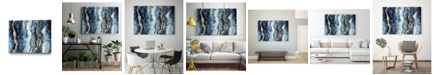 "Giant Art 40"" x 30"" Effectus I Museum Mounted Canvas Print"