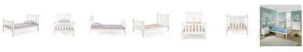 Alaterre Furniture Rustic Mission Twin Bed