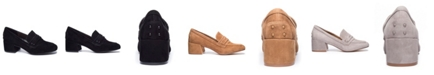 Chinese Laundry Women's Marilyn Block Heel Loafers