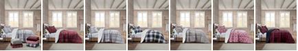 Premier Comfort Sherpa Comforter Set