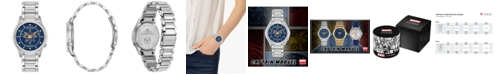 Citizen Eco-Drive Women's Captain Marvel Bracelet Watch 37mm