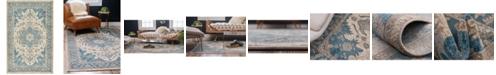 Bridgeport Home Bellmere Bel2 Ivory 5' x 8' Area Rug