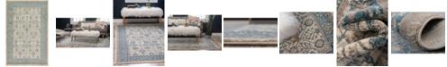 Bridgeport Home Bellmere Bel3 Ivory 5' x 8' Area Rug