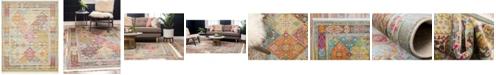 """Bridgeport Home Kenna Ken1 Multi 8' 4"""" x 10' Area Rug"""