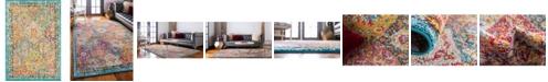 """Bridgeport Home Lorem Lor2 Multi 2' 2"""" x 3' Area Rug"""
