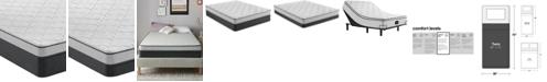 """Beautyrest Foam 7.5"""" Medium Mattress Set- Twin"""