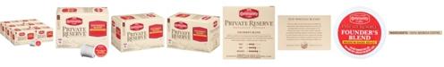 Community Coffee Private Reserve Founder's Blend Medium-Dark Roast Single Serve Pods, Keurig K-Cup Brewer Compatible, Pack of 60
