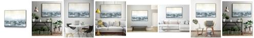 "Giant Art 40"" x 30"" Sea View V Art Block Framed Canvas"