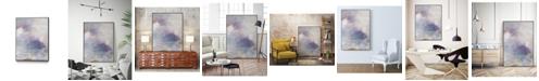 """Giant Art 14"""" x 11"""" Escaping Light I Art Block Framed Canvas"""