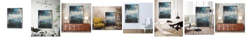 """Giant Art 36"""" x 24"""" Umbra II Art Block Framed Canvas"""
