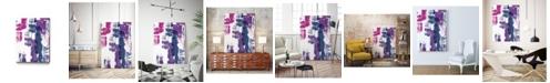 "Giant Art 28"" x 22"" Color Splash II Museum Mounted Canvas Print"