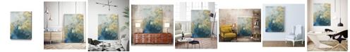 "Giant Art 32"" x 24"" Ocean Splash II Museum Mounted Canvas Print"