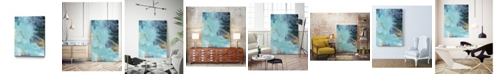 """Giant Art 28"""" x 22"""" Under the Sea II Museum Mounted Canvas Print"""