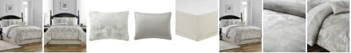 Waterford Fairlane Reversible 4 Piece Comforter Set, Queen