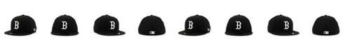 New Era Boston Red Sox B-Dub 59FIFTY Cap