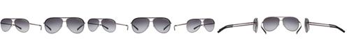 A|X Armani Exchange AX Armani Exchange Polarized Sunglasses , AX AX2002P