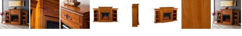 Southern Enterprises Whitehall Fireplace