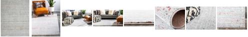 Bridgeport Home Malin Mal8 Gray 10' x 13' Area Rug