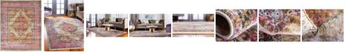 Bridgeport Home Aroa Aro1 Beige 8' x 10' Area Rug