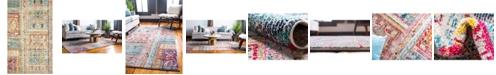 "Bridgeport Home Newhedge Nhg4 Multi 10' 6"" x 16' 5"" Area Rug"