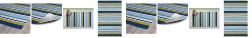 Kaleen Matira Blue Area Rug Collection