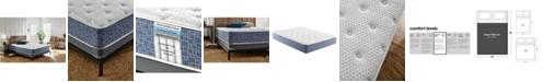 "Corsicana American Bedding 11"" Tight Top Hybrid Gel Memory Foam and Spring Medium Firm Mattress- Queen"