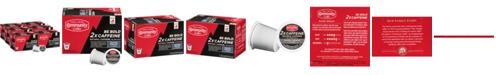 Community Coffee 2X Caffeine Dark Roast Single Serve Pods, Keurig K-Cup Brewer Compatible, Pack of 60