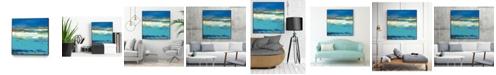 "Giant Art 30"" x 30"" Aisle of Art Block Framed Canvas"