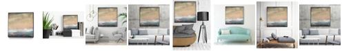 "Giant Art 30"" x 30"" Origin Abstract III Art Block Framed Canvas"