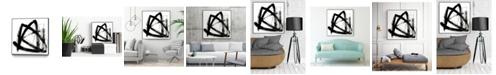 "Giant Art 20"" x 20"" Tessellation IX Art Block Framed Canvas"